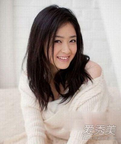 赵丽颖刘亦菲陈妍希10大包子脸发型发型PK所有女神明星图片