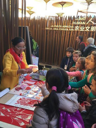 北京市文联艺术品展闪耀瓦莱塔不夜城及米兰世博会 ——传承文化 艺术北京