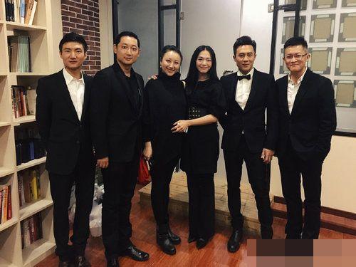 北京电影学院65周年校庆 明星大腕云集(图)图片