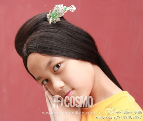 红众男星 盘点16岁小男神吴磊成长史图片
