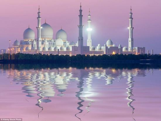 建筑史的亮点:世界最美清真寺一览