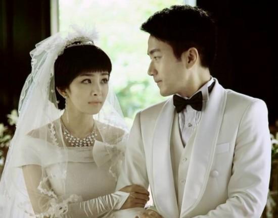 陈晓陈妍希吴奇隆刘诗诗 从戏里爱到戏外的情侣图片