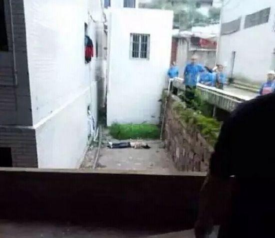 16岁少女坠楼身亡或因怀疑日记被同学偷看(图)