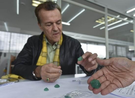 揭秘祖母绿宝石的加工过程