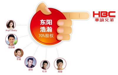 华谊收购影视公司李晨冯绍峰等享受投资收益