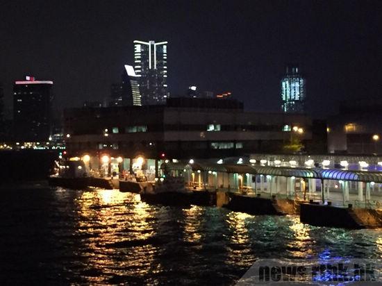 澳门驶往香港高速船被撞121人受伤其中14人重伤