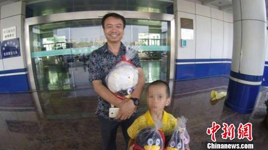 深圳两男童离家4天未归QQ全城助力迅速寻回