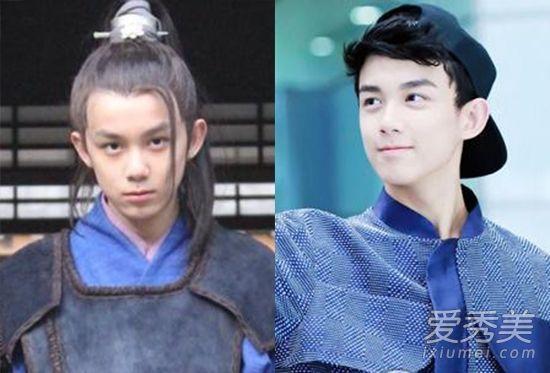 吴磊-杨紫与大14岁男星大尺度热吻 揭当红童星现状