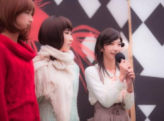 """日本男子高中選舉""""校花"""" 各式女裝造型吸睛(組圖)"""