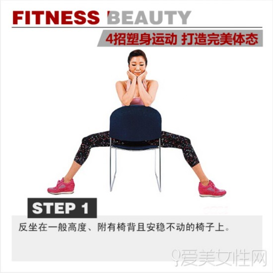 平坦小腹雕塑法Step 1
