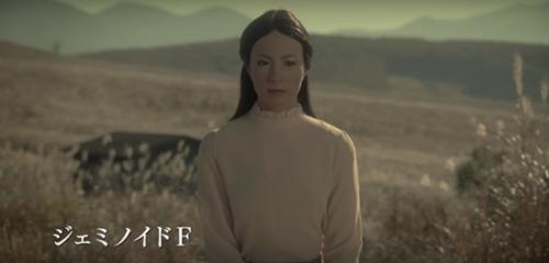 日本美女机器人出演饭碗要抢电影小麦?(明星美女图片组图收割图片