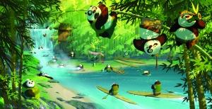 """《功夫熊猫3》力显""""中国元素"""" 周杰伦将配音"""