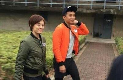网曝孙俪上跑男南京录制花絮流出 揭第三季跑男全员片酬