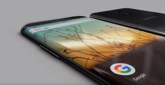 苹果看了都被气死!三星S7概念设计曝光