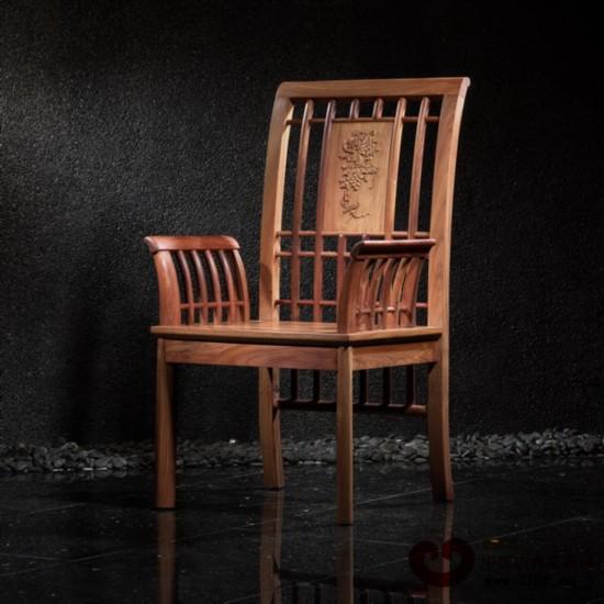 合兴奇典居雅式书台椅