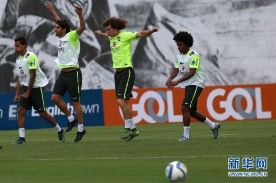 巴西男足备战2018俄罗斯世界杯预选赛