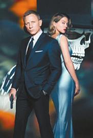 《007:幽靈黨》總投資達3.5億美元 展開中國路演