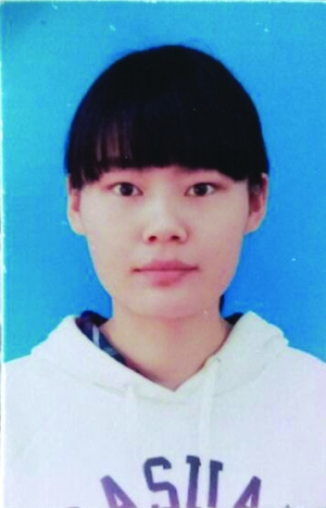 21岁瓷都女孩在上饶离家上班4天音讯全无(图信息高中技术网页设计图片