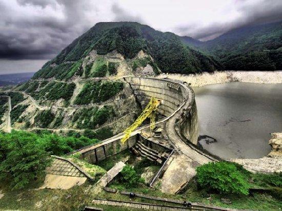 世界十大最美水坝:人造的壮观奇景