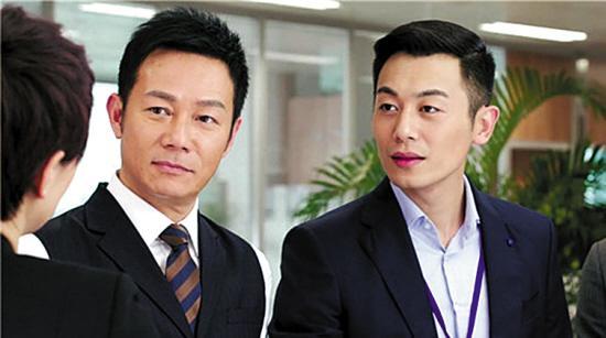张兆辉与朱亚文成对手