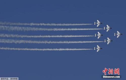 日本軍機。