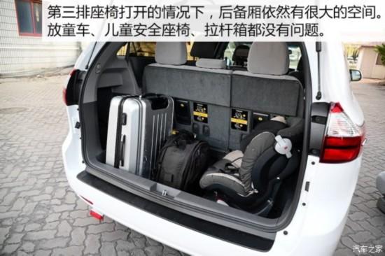 丰田(进口) Sienna 2015款 3.5L 两驱LE