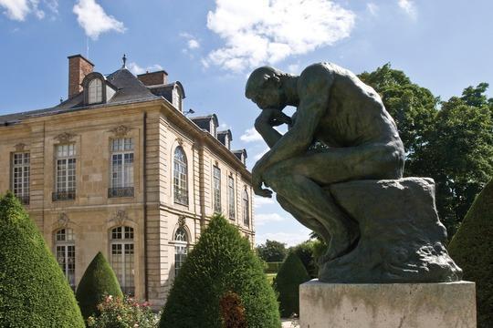 巴黎罗丹美术馆