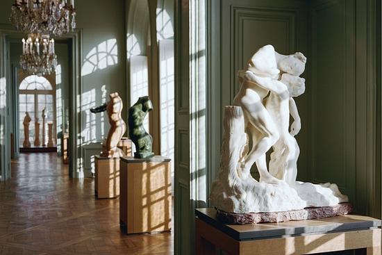 装修后的巴黎罗丹美术馆