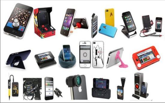 手机行业利润降低 要靠卖配件挣钱了?