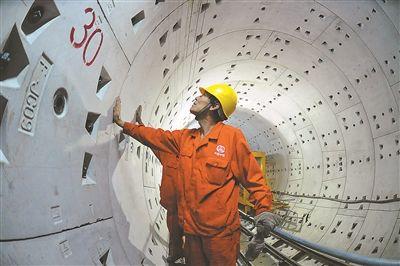 常州地铁1号线武进段隧道已顺利掘进百米以上
