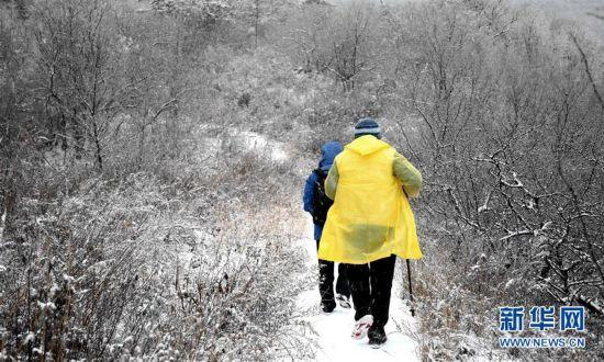 (生态)(2)北京:燕山深处雪飘飘