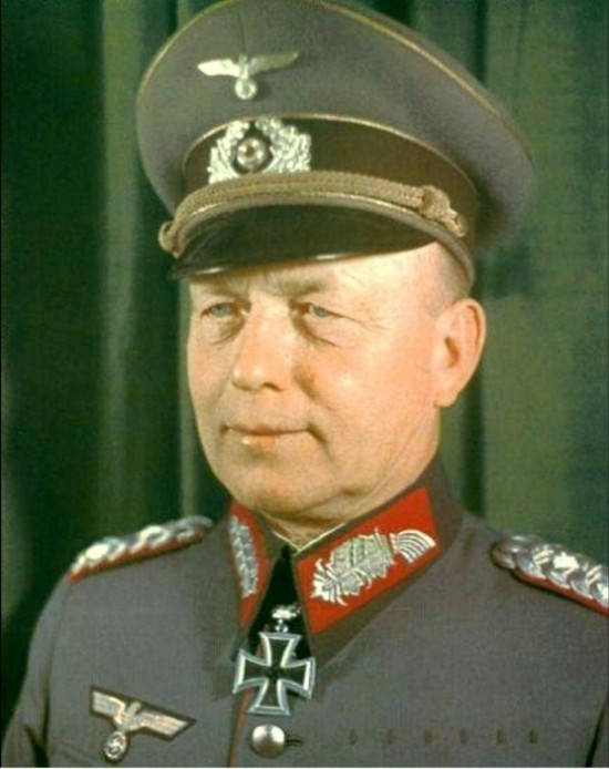 希特勒之剑:二战中纳粹德国的元帅们(组图)