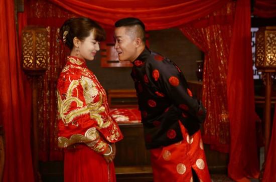 《大秧歌》杨志刚杨紫入洞房 不玩浪漫改玩命