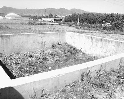 曝光:河南罗沟村被指用50万元惠民资金打5口假井