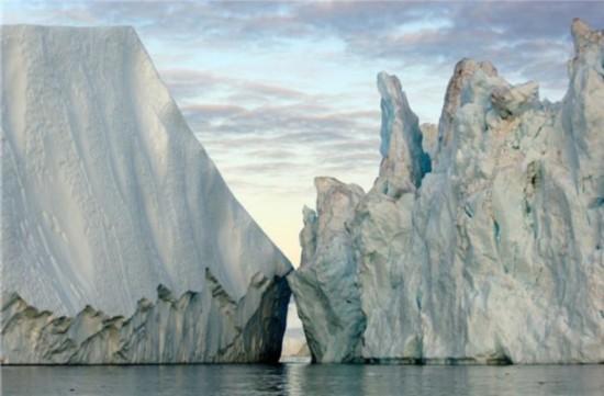 世界上最大的岛格陵兰