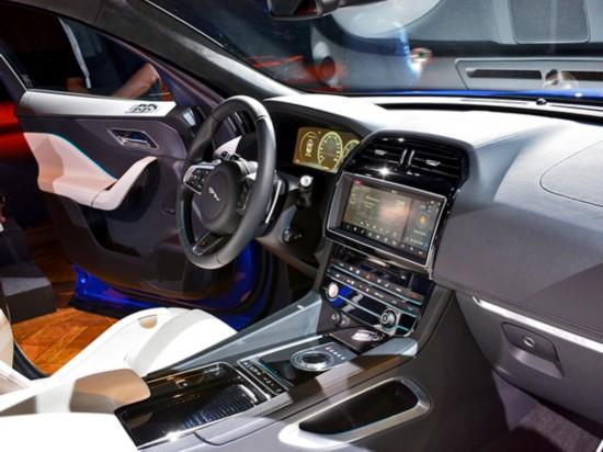 重返法兰克福 捷豹SUV F-PACE全球首秀