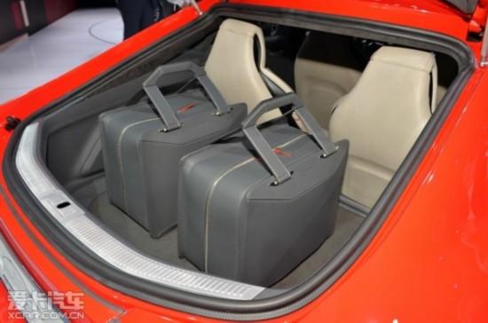 奥迪TT Sportback概念车