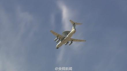 我多型軍機赴遠海訓練 飛出第一島鏈千余公裡(圖)【4】