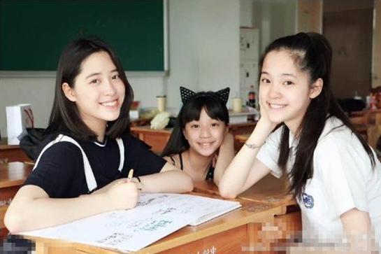 欧阳娜娜重回学校 揭秘欧阳娜娜王俊凯接吻真相图片