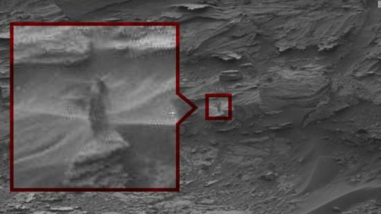 火星巨大啮齿动物