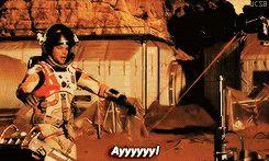 《火星救援》中都有哪些高大上的黑科技