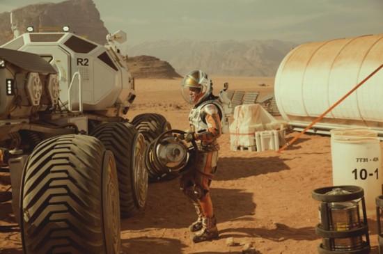 盘点《火星救援》中那些高大上的黑科技
