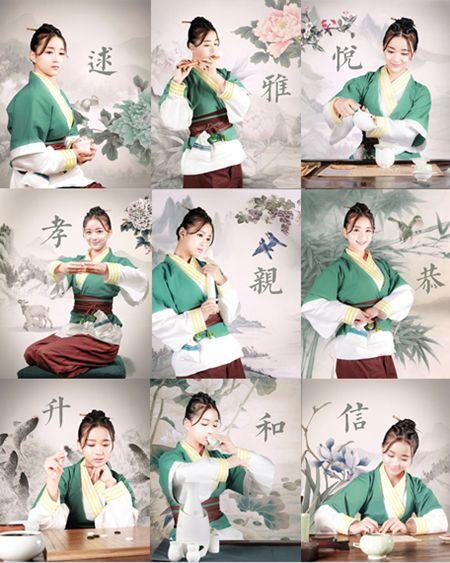 90后芈月女孩PK孙俪 自制芈月中国风写真
