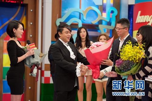 """台湾综艺节目""""康熙""""要走了主持人挥泪告别"""