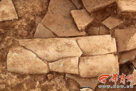 探访芈月墓:麦田下埋葬着一位先秦太后(组图)
