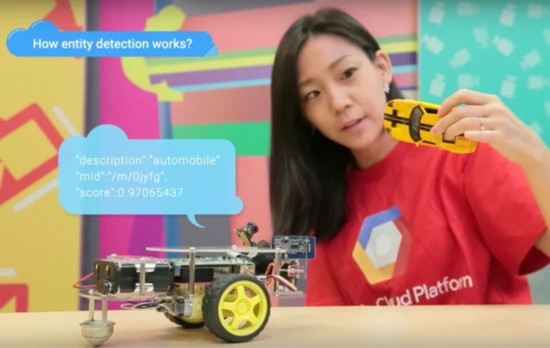 谷歌开发全新工具接口 让机器人读懂心情