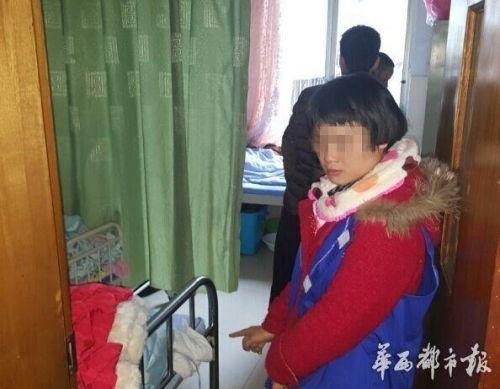 扮护士偷婴儿被抓 90后女子为盗窃婴儿多次踩点医院