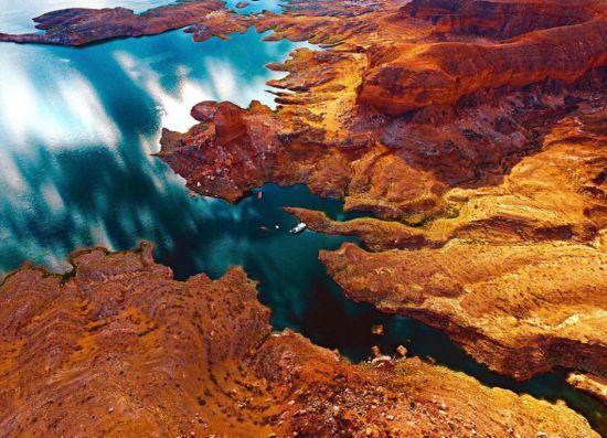 網友航拍攝影作品展現全球壯觀美景