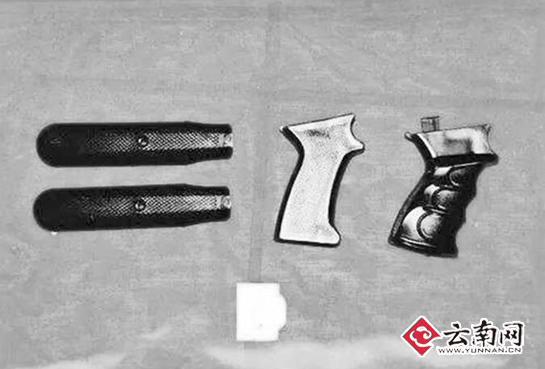枪扳机的原理图_射出审判的子弹 平民神器手枪柯尔特1887