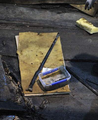 江西南昌西汉墓中现9个铜鼎 墓主或为